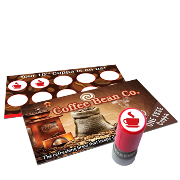 promotional loyalty cards
