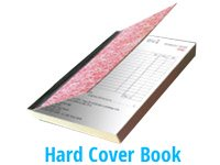 docket books hard cover